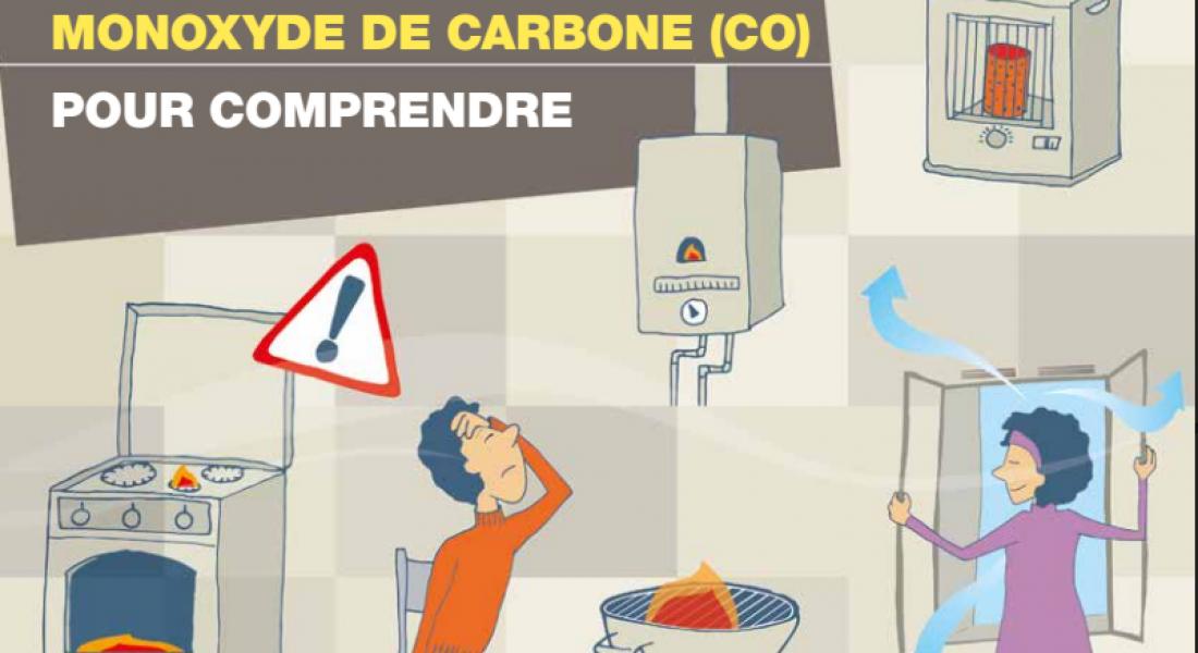 Sensibilisation aux dangers du monoxyde de carbone
