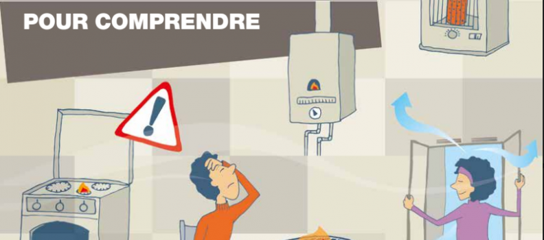 Sensibilisation aux dangers du monoxyde de carbone
