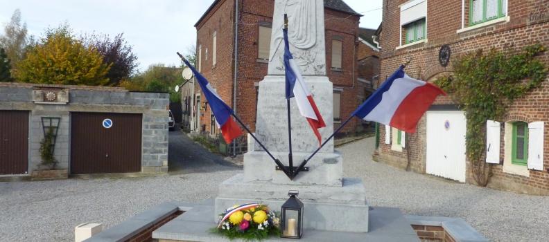99ème anniversaire de l'armistice de 1918